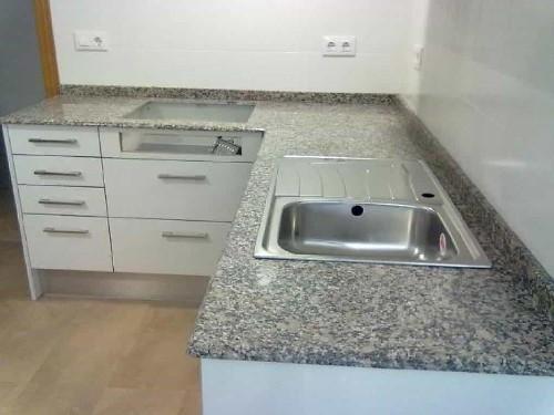 Pia de granito para cozinha galeria marmore - Fregaderos de granito para cocina ...