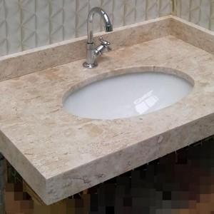 Lavabo de mármore