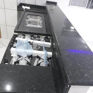 Pia de mármore cozinha