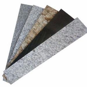 Venda de mármores e granitos